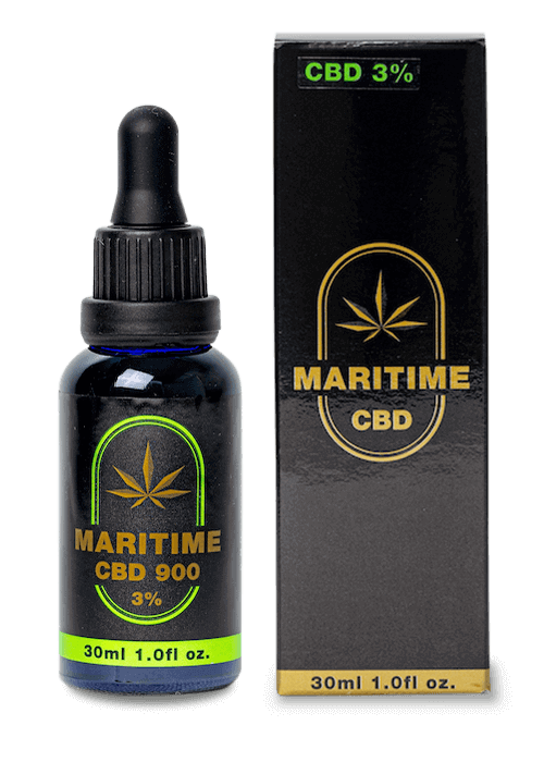 MARITIME CBD oil 30ml (3%)