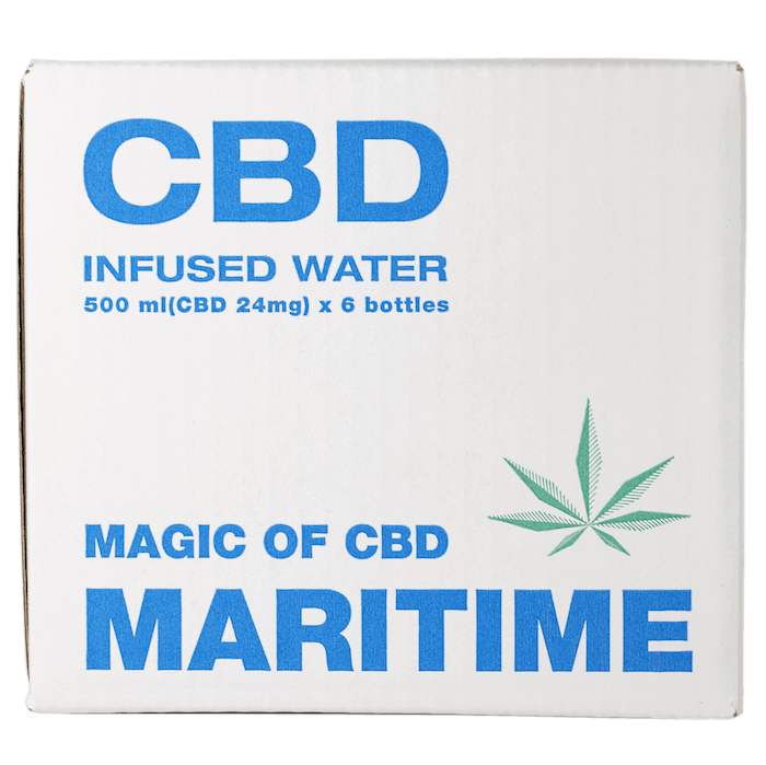 MARITIME CBD Water 500ml